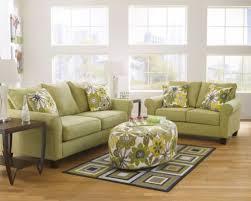Lime Green Sofa by Ashley Nolana Lime Green Contemporary Sofa Loveseat Flower Dot