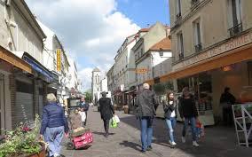 chambre des commerces creteil créteil les commerçants déroulent leur tapis le parisien