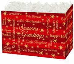 seasons greetings packaging