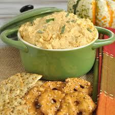 white cheddar pumpkin and dip dip recipe creations