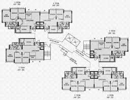 floor plans for rivervale crescent hdb details srx property