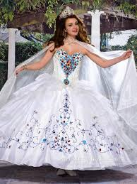 quince dresses 2015 sparky 2015 dignity white quinceanera dresses waist ruffles cloak