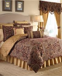 bedroom croscill bedding collections croscill galleria red