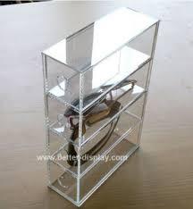 Acrylic Display Cabinet China Acrylic Clear Sunglasses Display Cabinet Btr E1044 China