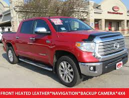 truck toyota 2015 2015 used toyota tundra limited crew cab 4x4 20
