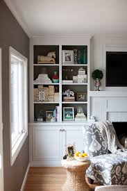 Fireplace Bookshelves by 37 Best Bookcase Tv Fireplace Surround Images On Pinterest