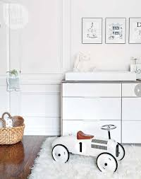 interior modern nursery dresser elements of style blog