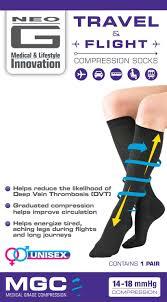 travel socks images Neo g travel flight compression socks x large black medical jpg