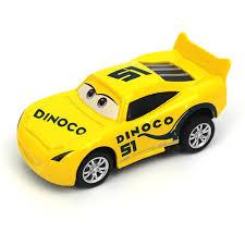 4 In 1 Disney Pixar Cars Lightning Mcqueen Die Cast Metal Sales