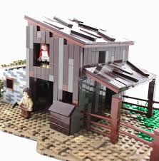 lego ideas plum creek the little house on the prairie