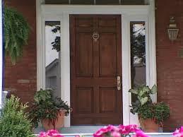 Refinish Exterior Door Homeofficedecoration Refinishing Exterior Wood Door
