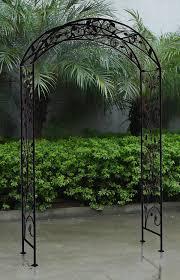 bentley garden wrought iron garden arch buydirect4u
