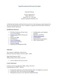 entry level job resume objective receptionist job resume objective free resume example and receptionist job resume objective