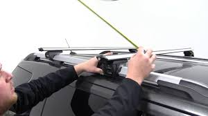 Ford Escape Roof Rack - review of the rola roof rack on a 2015 ford explorer etrailer