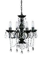 Small Black Chandelier Crystal Moroccan Chandeliers U0026 Ceiling Fixtures Ebay