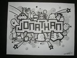 doodle with name 15 best garabatos images on artists beautiful