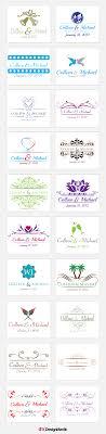 designmantic affiliate 20 exles of wedding monograms designmantic the design shop