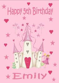 card invitation samples princess birthday cards personalised
