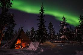 top destinations to spot borealis go on a northern lights