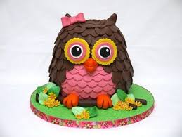 1738 best owl cakes images on pinterest owl cakes birthday