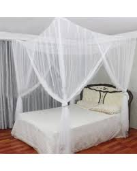 Mosquito Net Bed Canopy Amazing Deal 4 Corner Post Polyester Bed Canopy Mosquito Net Mesh
