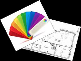 choosing a color palette for your home design custom homes