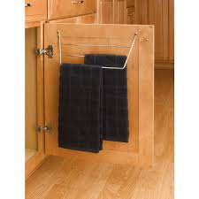 kitchen cabinet door organizers door storage kitchen cabinet organizers the home depot