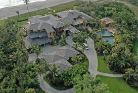 the top 3 most expensive homes sold in 2015