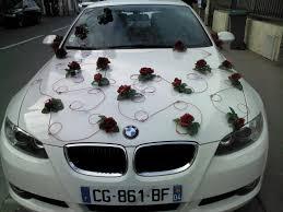 deco mariage voiture composition florale voiture mariage recherche decoracao
