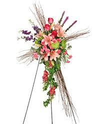 florist augusta ga compassionate cross funeral flowers in augusta ga s flowers