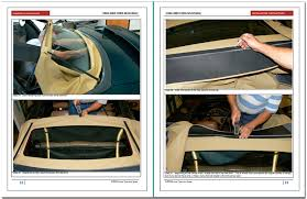 1999 ford mustang convertible top replacement ford mustang convertible top 1994 2004 glass window