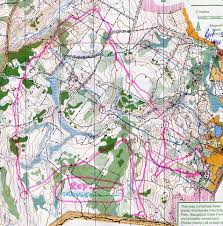 Bates College Map Training Log Pg Feb 1 U20137 2010 Attackpoint Orienteering
