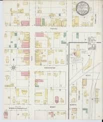 Kalamazoo Michigan Map by Sanborn Maps Kalamazoo County Library Of Congress