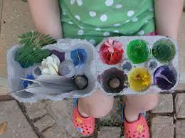 super bowl kids craft newspaper pom poms mommysavers