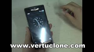 vertu phone touch screen 2016 vertu signature touch version luxury vertu phone 4g lte octa