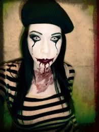 Mime Halloween Costumes Mime Makeup Women Google Halloween Fun