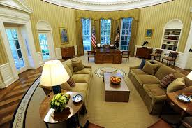 oval office redecoration oval office makeover redecorating the white house photos wsj