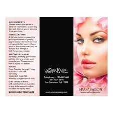 89 best spa and salon flyers brochures coupons and more images