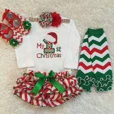 my christmas baby girl trendy design newborn christmas girl for baby