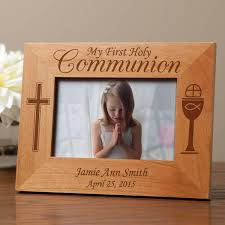 personalized religious gifts communion personalized frame religious events occasion