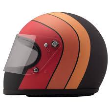 retro motocross helmet full face motorcycle helmets bell biltwell dmd premier