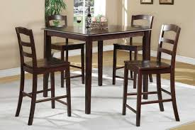 Black Wooden Dining Table And Chairs Wooden Stylish Of Dining Room Chairs Amaza Design