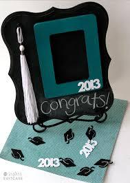 tassel frame diy graduation gift chalkboard tassel frame my s