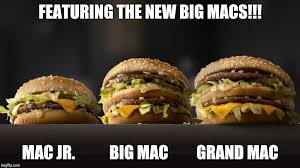 Big Mac Meme - stopped eating at mcdonald s sales drop nationally imgflip