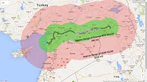 Syria Turkey Map by Questions On Turkish Artillery Syriancivilwar