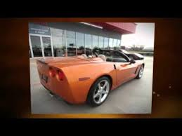 atomic orange corvette convertible for sale 2007 atomic orange corvette convertible corvette dallas