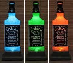 jack daniels whiskey color changing led remote controlled bottle jack daniels whiskey color changing led remote controlled bottle lamp bar light bodacious bottles