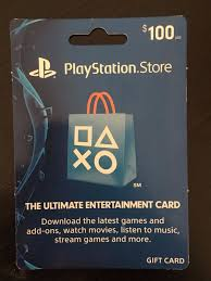 ps4 gift card 100 playstation store network gift card psn ps4 ps3 http