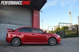 evolution mitsubishi 2014 2014 mitsubishi lancer evolution x mr review video