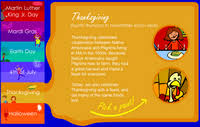 thanksgiving topics for